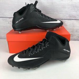 NEW Nike Preformance Alpha Pro 2 Football cleats
